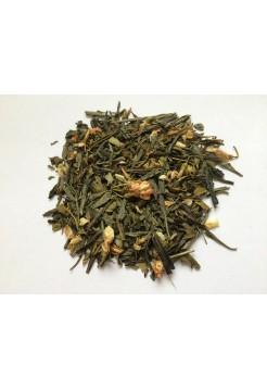 Хуа Чжу Ча Китайский зеленый чай с жасмином