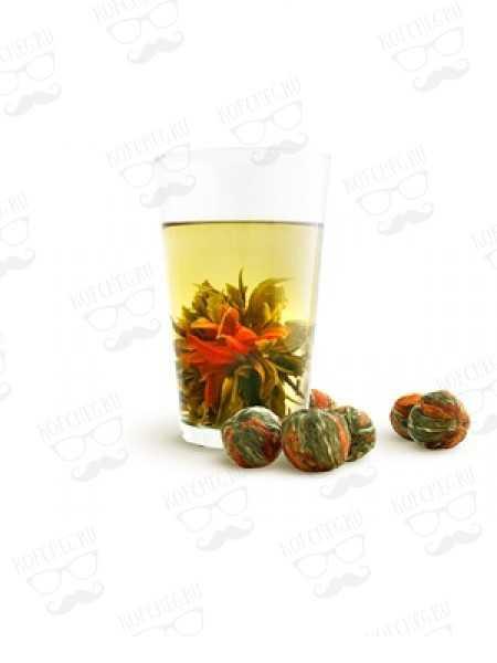 Восход Солнца Сюй Жи Дун Шэн Китайский связанный чай