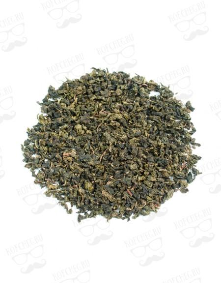 Улун Персиковый с миндалем Китайский зеленый чай