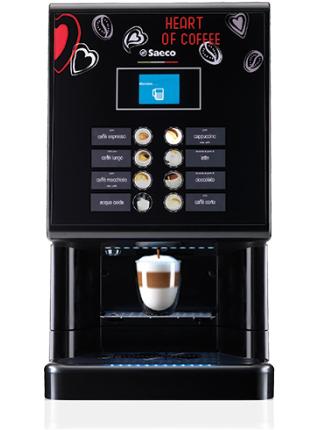 Супер автомат SAECO PHEDRA EVO Cappuccino