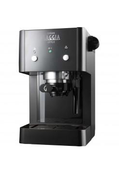Кофеварка Gran Gaggia Style черная