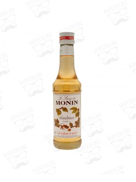 Сироп Monin Лесной орех 250 мл, стекло