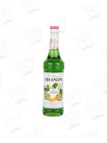 Сироп Monin Зеленая дыня 250 мл, стекло