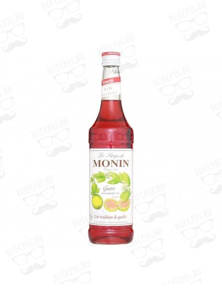 Сироп Monin Гуава 0.7 л, стекло