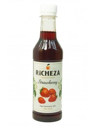 Сироп Клубника Richeza 0,3л